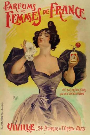 Parfums de Femmes de France
