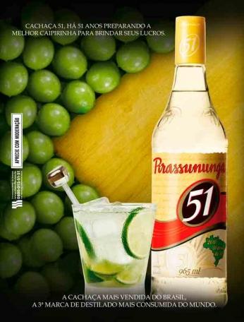 Pirassununga 51 - 51 Anos de Caipirinha