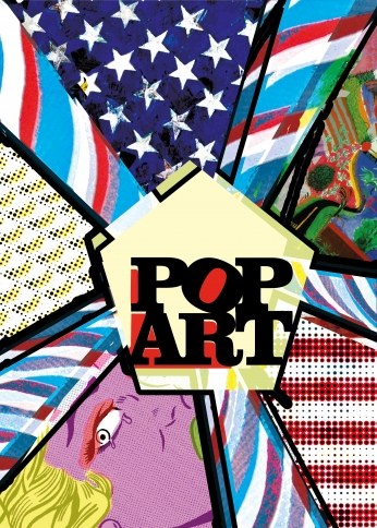 Poster Pop Art Project.