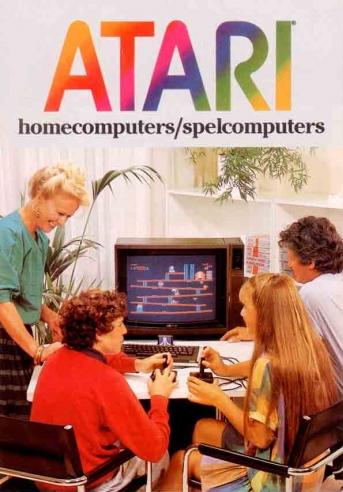 Propaganda do Atari