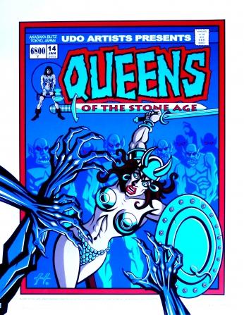 Queens of the Stone Age QOTSA Tokyo.