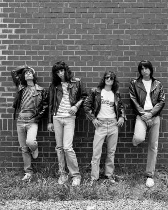 Ramones - Portrait - 1976