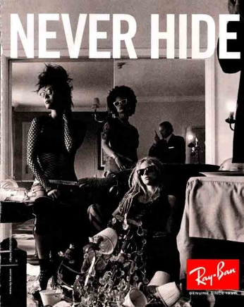 Ray Ban - Never Hide - After Party