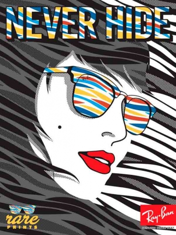 Ray Ban - Never Hide - Colors