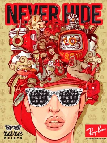Ray Ban - Never Hide - Your Mind