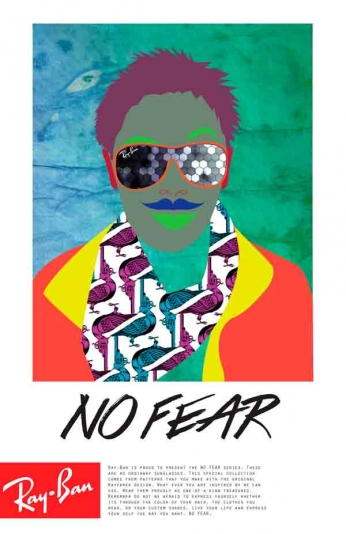 Ray Ban - No Fear 01
