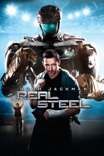 Real Steel - Art Poster