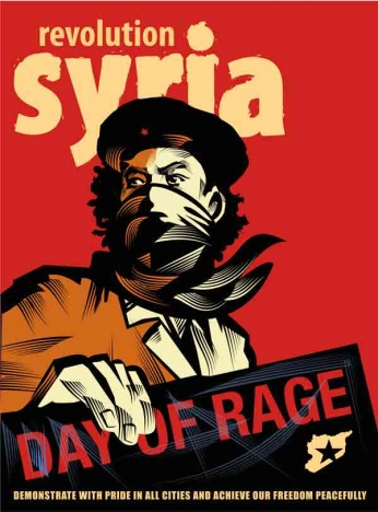 Revolution Syria - Day of Rage