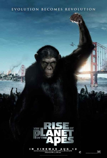 Rise of the Planet of the Apes - Teaser Poster