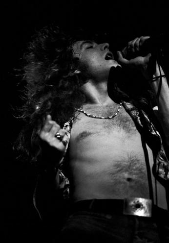Robert Plant - Portrait - 1973