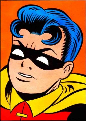 Robin - Portrait