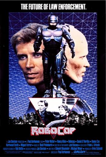 Robocop - Teaser Poster