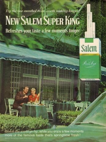 Salem - November 1967