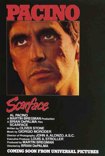 Scarface - Teaser Poster