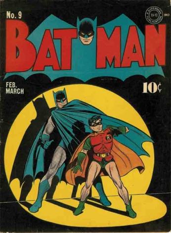 Batman nº 9 - 1941
