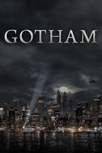 Seriado Gotham City Poster.