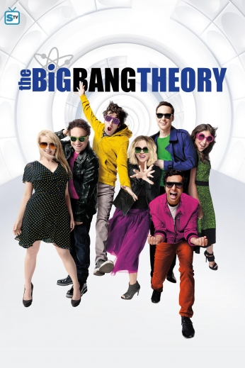 Seriado The Big Bang Theory Big Bang a Teoria Season 10 Poster.