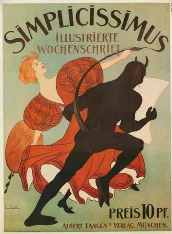 Simplicissimus - 1897