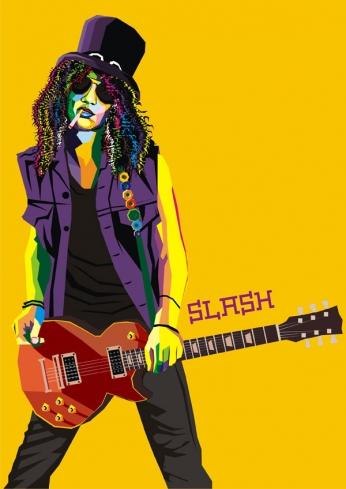 Slash - Colors