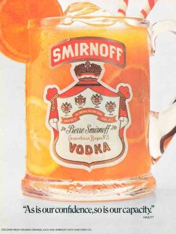 Smirnoff - Hazlitt
