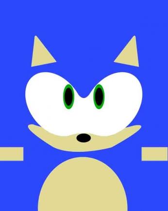 Sonic - Minimalista