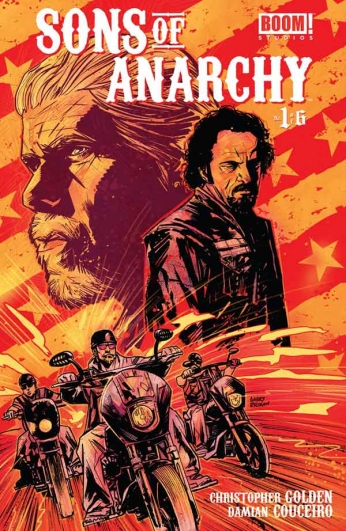 Sons of Anarchy - Comics