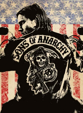 Sons of Anarchy - Cover - Season 1