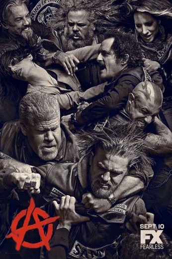 Sons of Anarchy - Fearless - 01