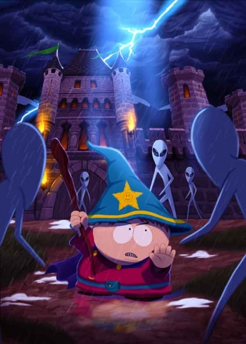 South Park: The Stick of Truth - Cartman