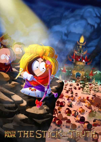 South-Park: The Stick of Truth - Kenny