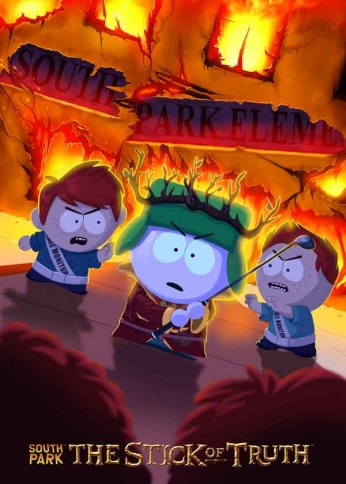 South Park: The Stick of Truth - Kyle