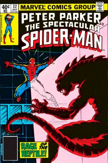 Spider-Man - Rage of the Reptile