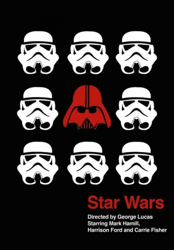 Star Wars - Minimalist Version