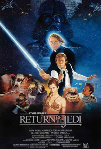 Star Wars - Return of the Jedi