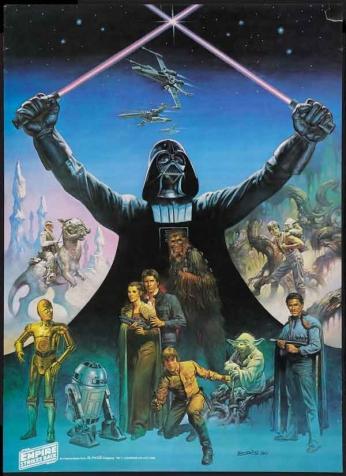 Star Wars - The Empire Strikes Back - Alternative Poster