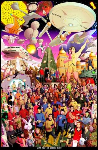 Star Trek - The Original Series - Illustrated