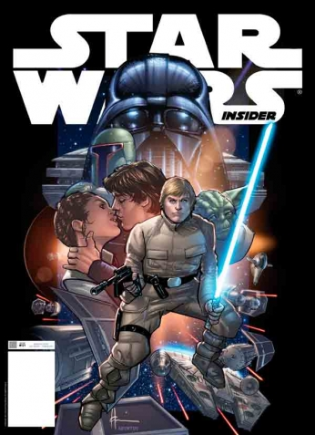 Star Wars - Insider - Cover