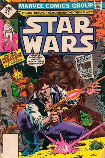 Star Wars - nº 7 Cover