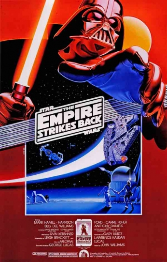 Star Wars - The Empire Strikes Back - 10th anniversary