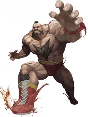 Street Fighter - Zangief