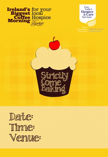 Poster Strictly Come Baking.