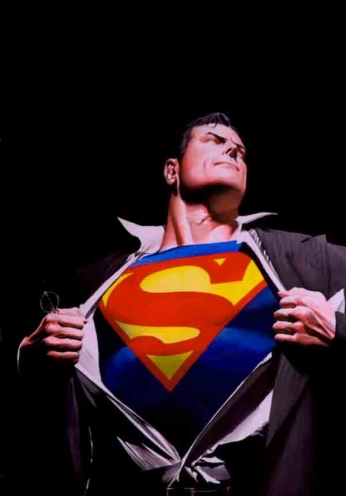 Superman - Forever - by Alex Ross