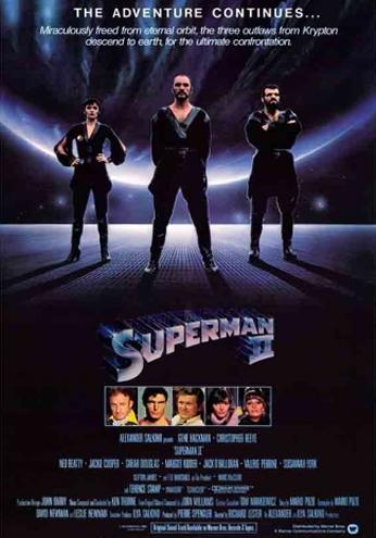 Superman II - Villains Poster