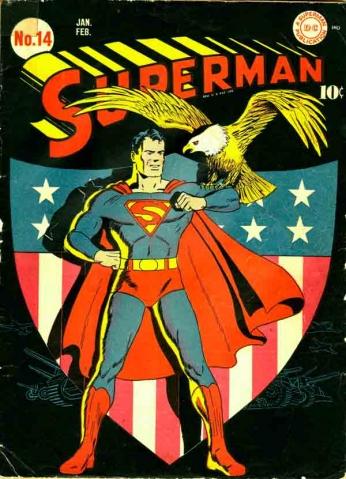 Superman nº14 - 1942