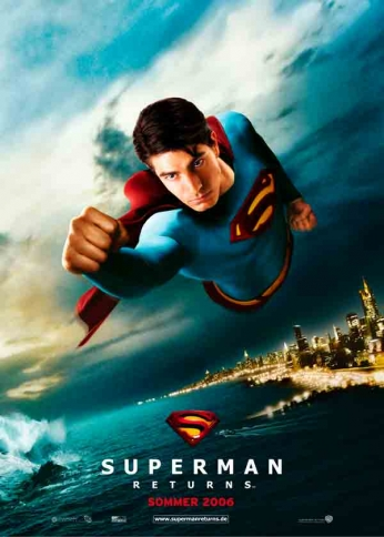 Filme: Superman Returns (Superman - O Retorno, 2006).