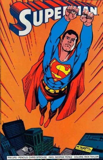 Superman - Taking Off