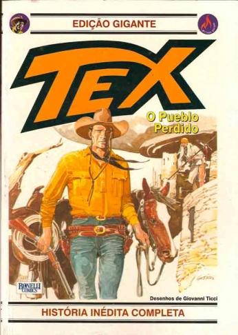 Tex - O Pueblo Perdido