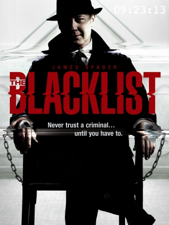 The Blacklist Never Trust a Criminal.