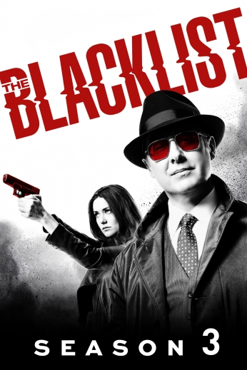 The Blacklist Season 3.