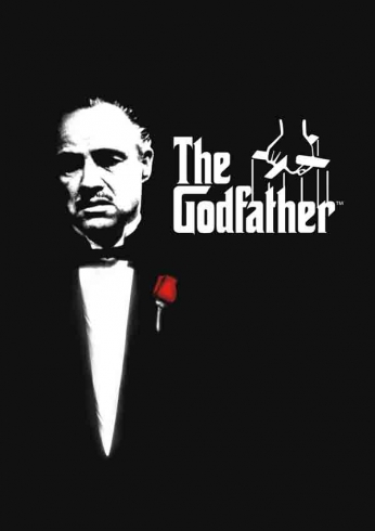 The Godfather - Art Poster